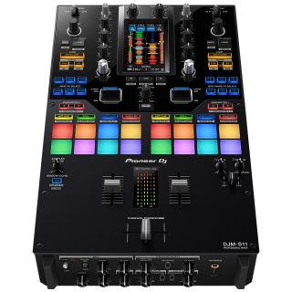 Pioneer DJM-S11 Nero02