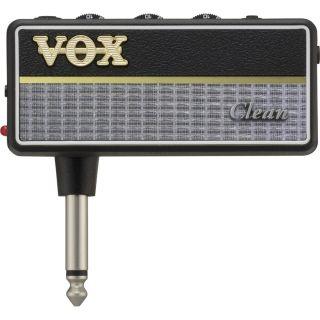 Vox Amplug 2 Clean - Mini Amplificatore a Jack per Chitarra