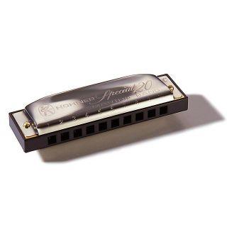 0 HOHNER - Armonica Special 20 - Tonalità C >Do