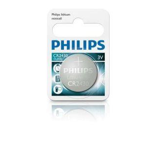 0 PHILIPS - Minipila al Litio mAh270