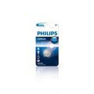1 PHILIPS - Minipila al Litio mAh68