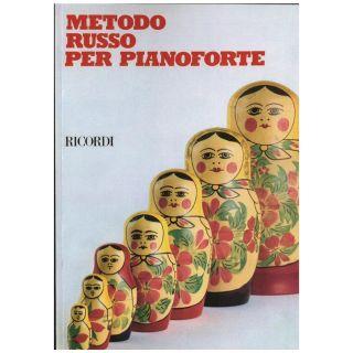 1 A. Nikolaev Ricordi Metodo Russo Per Pianoforte