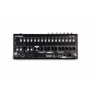 Allen&Heath QU16 chrome rear
