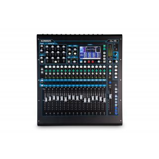 Allen&Heath QU16 chrome front
