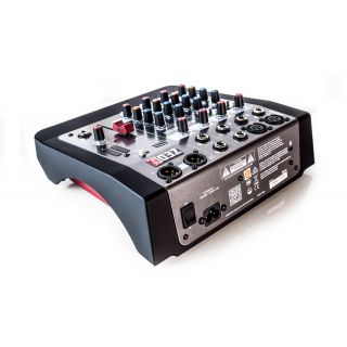 Allen&Heath zed6 rear