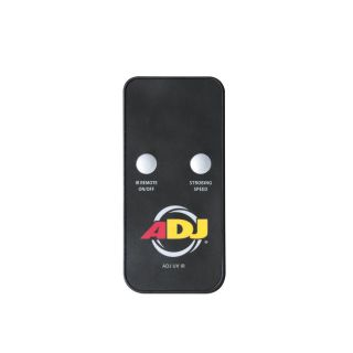 Adj uv led bar 20 remote