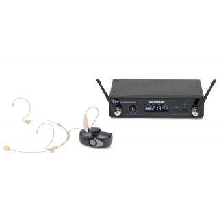 Samson AHX Headset - Radiomicrofono ad Archetto