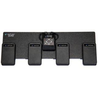 AirTurn Quad - Pedaliera Gira Pagine Wireless con Bluetooth