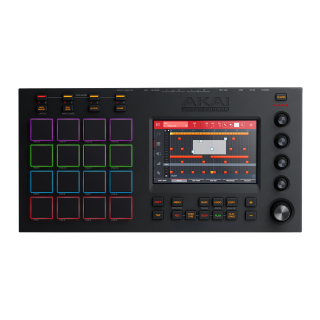 Akai mpc touch front