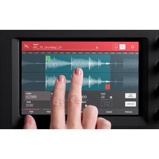 Akai mpc touch display