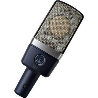 AKG C214 microfono