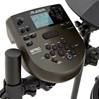 4 Alesis Nitro Mesh Kit - Batteria Elettronica
