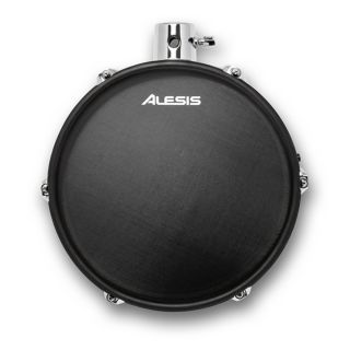 4 Alesis Strike 10 Drum Pad Mesh Tom 10 Pollici Dual Zone