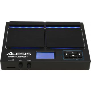 Alesis samplepad 4 top