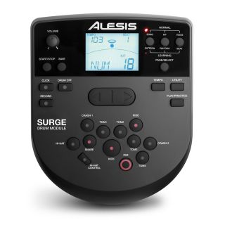 Alesis Surge Mesh Kit - Batteria Elettronica 8 Pad06