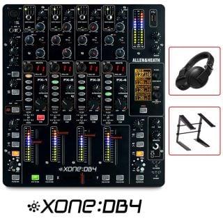Allen & Heath Xone:DB4 Pack