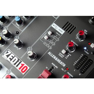 Allen&heath zedi10 part1