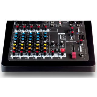 Allen&heath zedi10 side