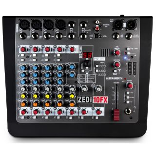 Allen&heath zedi10fx top