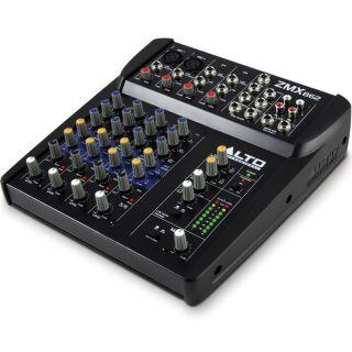 Alto Professional Zephyr ZM862 - Mixer Audio Passivo 4 Ch per Karaoke02
