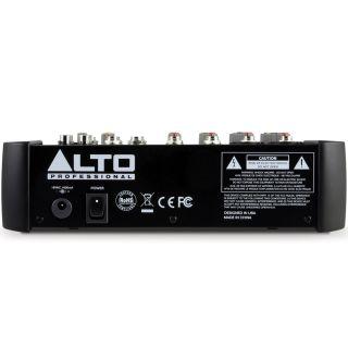 Alto Professional Zephyr ZM862 - Mixer Audio Passivo 4 Ch per Karaoke03