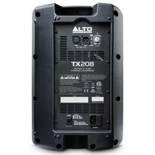 Alto TX208 (Coppia) - Cassa Amplificata DJ Attiva Impianto Karaoke Completo Professionale02