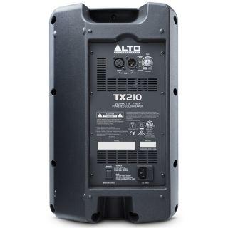 Alto TX210 (Coppia) - Cassa Amplificata DJ Attiva Impianto Karaoke Completo Professionale02