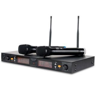American Audio WM 219 - Radiomicrofono Doppio Gelato UHF