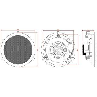APART CM6E - disegno