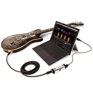 APOGEE JAM 96K per Mac e Windows - Convertitore Professionale USB per Chitarristi_usage