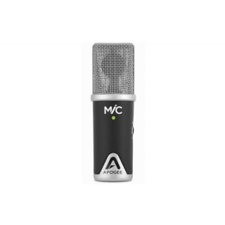 APOGEE MiC 96K - Microfono Professionale USB per Mac e Windows