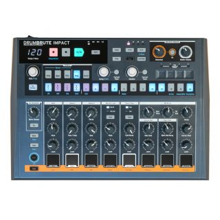 Arturia DrumBrute Impact - Drum Machine Analogica
