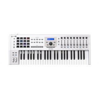 Arturia KeyLab 49 MKII White - Controller MIDI/USB 49 Tasti Bianco