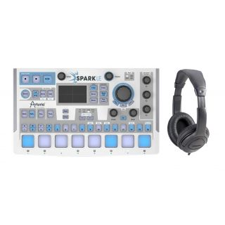 Producer Pack ARTURIA SparkLE Drum Machine / Cuffia Professionale
