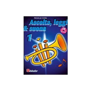 De Haske Publications Ascolta, Leggi e Suona 1 Tromba - Metodo per Tromba