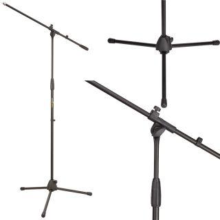 Soundsation SMICS-60-BK - Asta Microfonica a Giraffa Regolabile