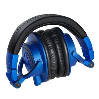 Audio Technica ATH M50xBB - Cuffie Monitor Blu03