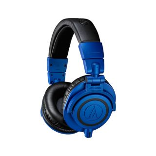 Audio Technica ATH M50xBB - Cuffie Monitor Blu