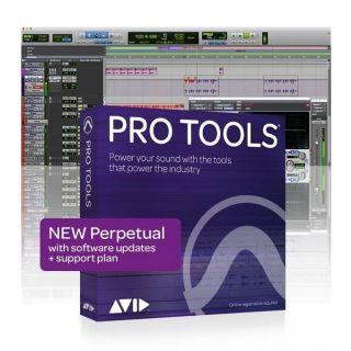 Avid ProTools Perpetual Licence
