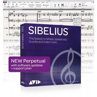 Avid Sibelius Perpetual License