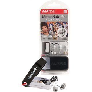 0-ALPINE MusicSafe Pro Silv