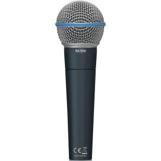 Behringer BA 85A - Microfono Dinamico Supercardioide per Voce02