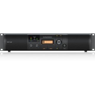 Behringer NX6000D - Amplificatore di Potenza 2 x 3000W a 4 Ohm