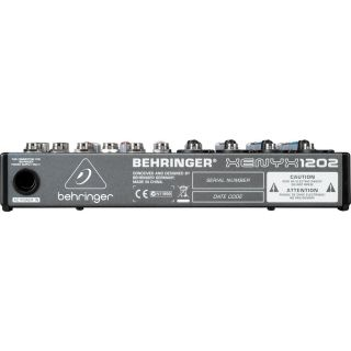 Behringer XENYX 1202 Bundle XM850002