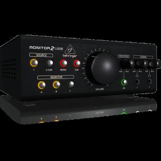 Behringer monitor2usb