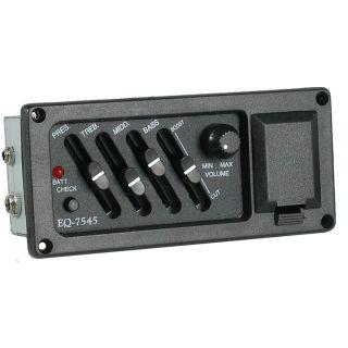 BELCAT EQ-7545 - Sistema