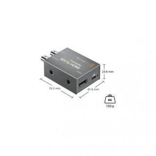 Blackmagic Design Convertitore SDI a HDMI02