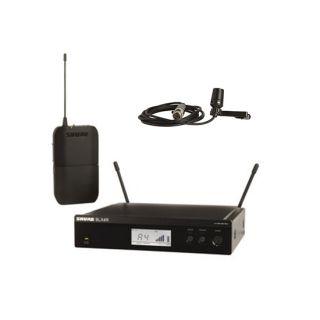 SHURE BLX14RE/CVL - H8E - Sistema Wireless Half-Rack per Presentatori