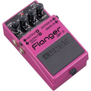 Boss BF3 - Effetto Flanger a Pedale per Chitarra02
