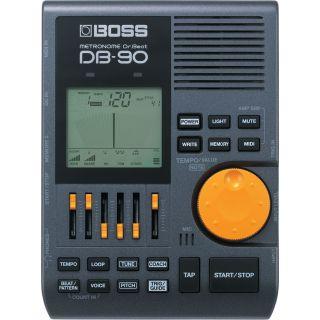 Boss DB90 Dr. Beat Metronomo Digitale Multifunzione Portatile